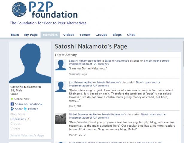 Satoshi Statement