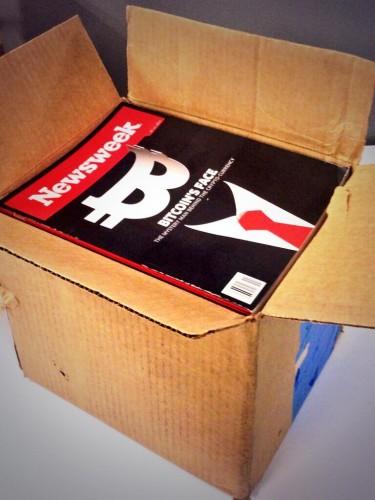 Newsweek Satoshi Magazines